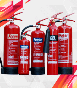 Fire Extinguisher Dealers in Chennai