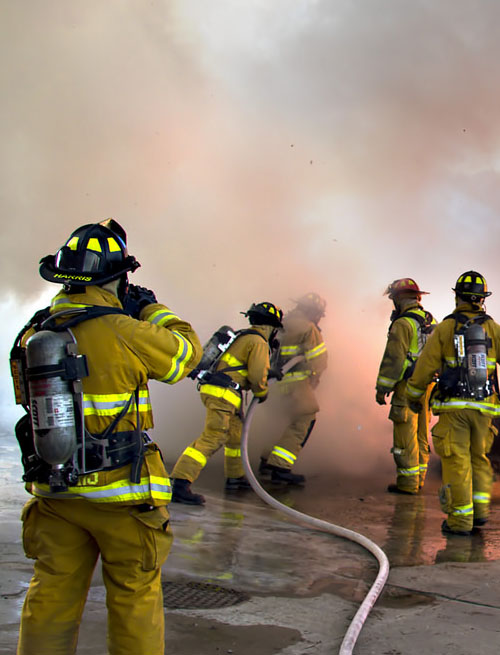 fire fighting training companies in chennai